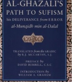Kitab Al-Munqidl Min Ad-Dzalal: Catatan Harian Petualangan Intelektual al-Ghazali